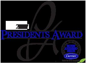 presidents award 2017