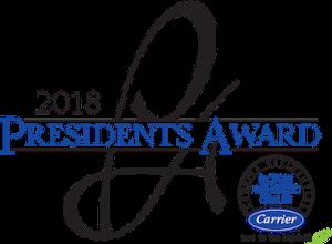 presidents award 2018