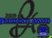 presidents award 2019